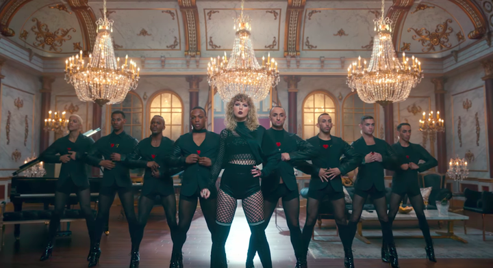 Taylor Swift Makes YouTube And Spotify History All In One Day