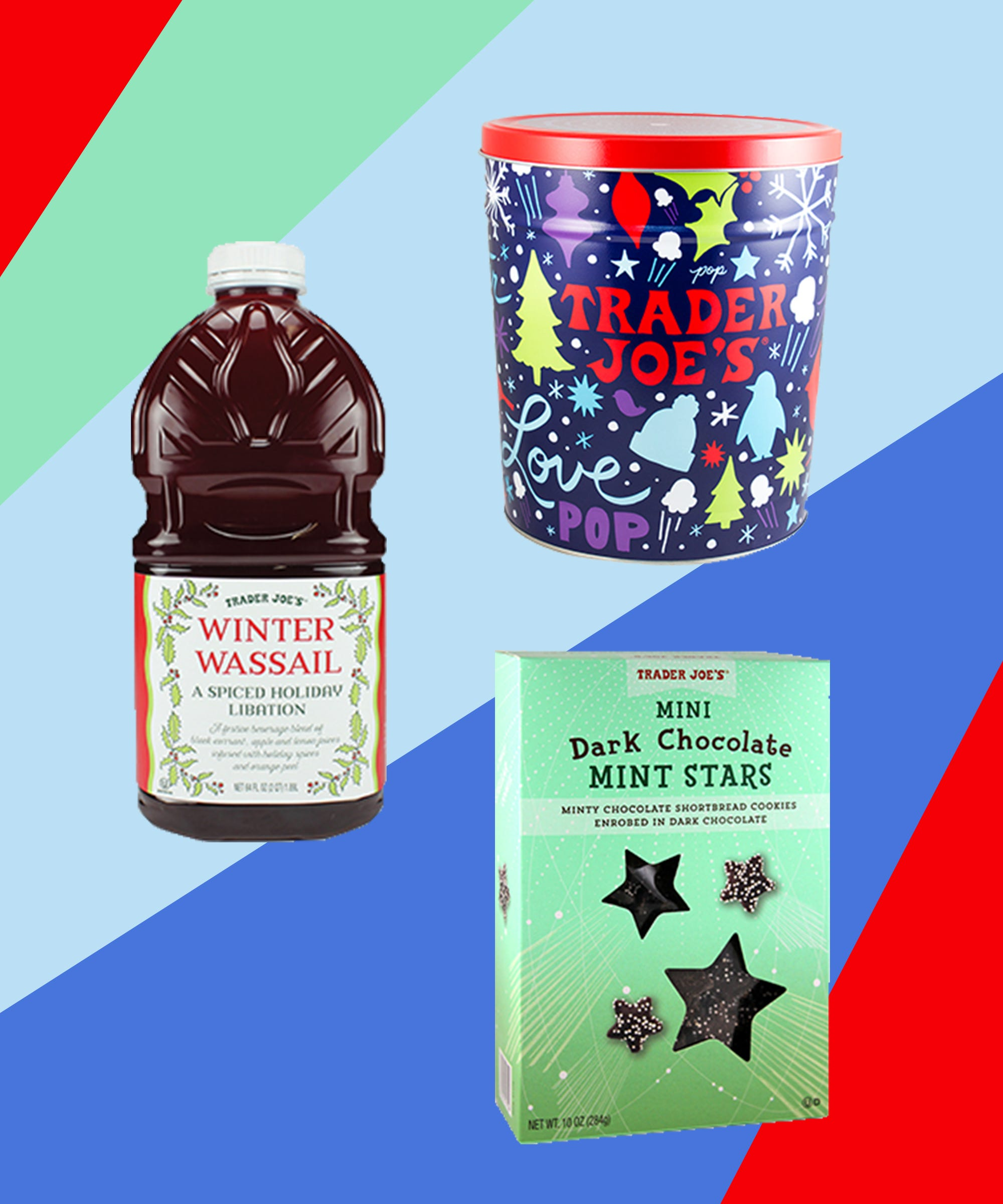 Favorite Trader Joes Holiday Food Products