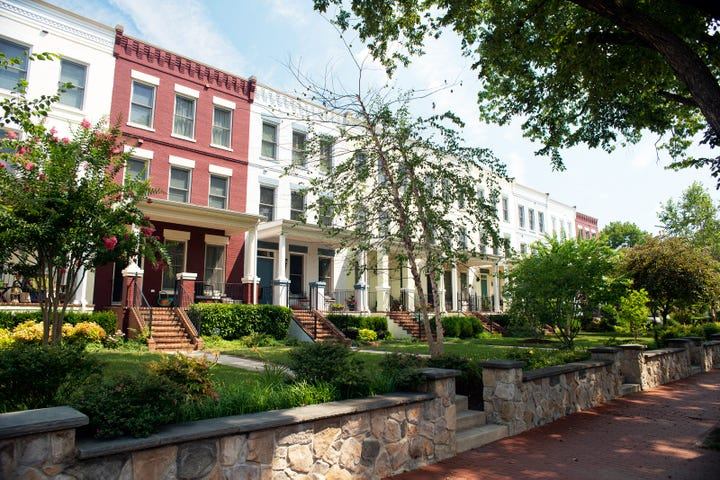 Apartments Washington DCBest Neighborhoods For Renters - Capitol hill apartments dc
