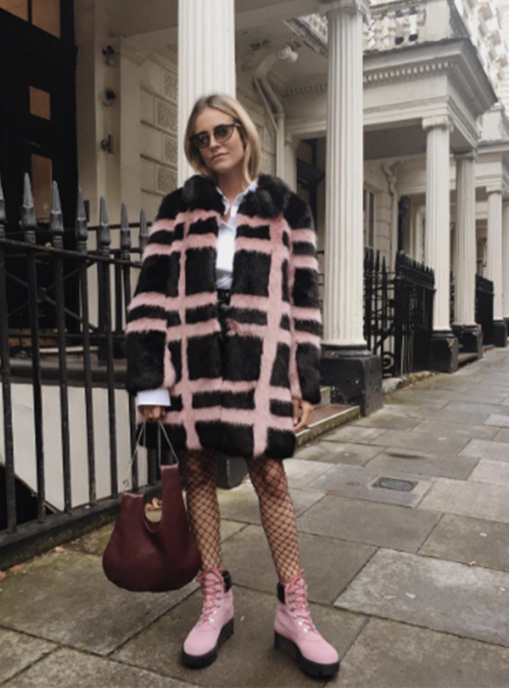 Fashion look from january 2016 featuring pink opaque tights round - Fashion Look From January 2016 Featuring Pink Opaque Tights Round 8
