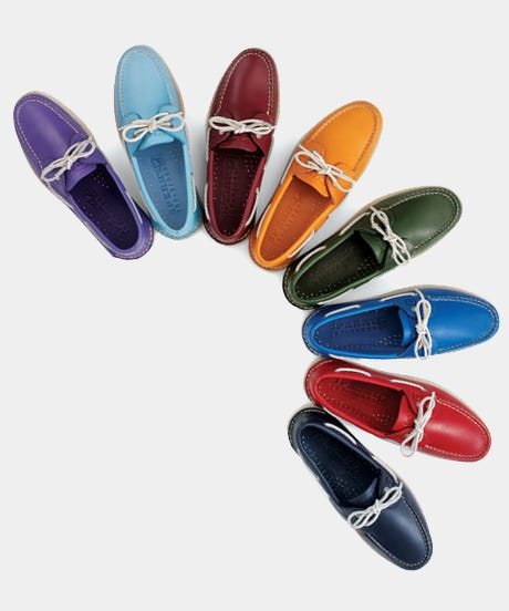 Preppy Power-Up: You've Now Got 168 Ways To Customize Your Sperrys