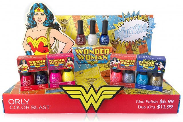 walgreens wonder woman makeup
