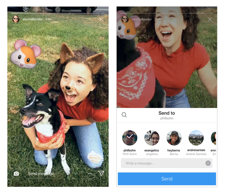 Tip: How to produce captivating Instagram Stories