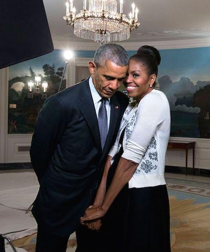 Barack, Michelle Obama 2016 Christmas Weekly Address