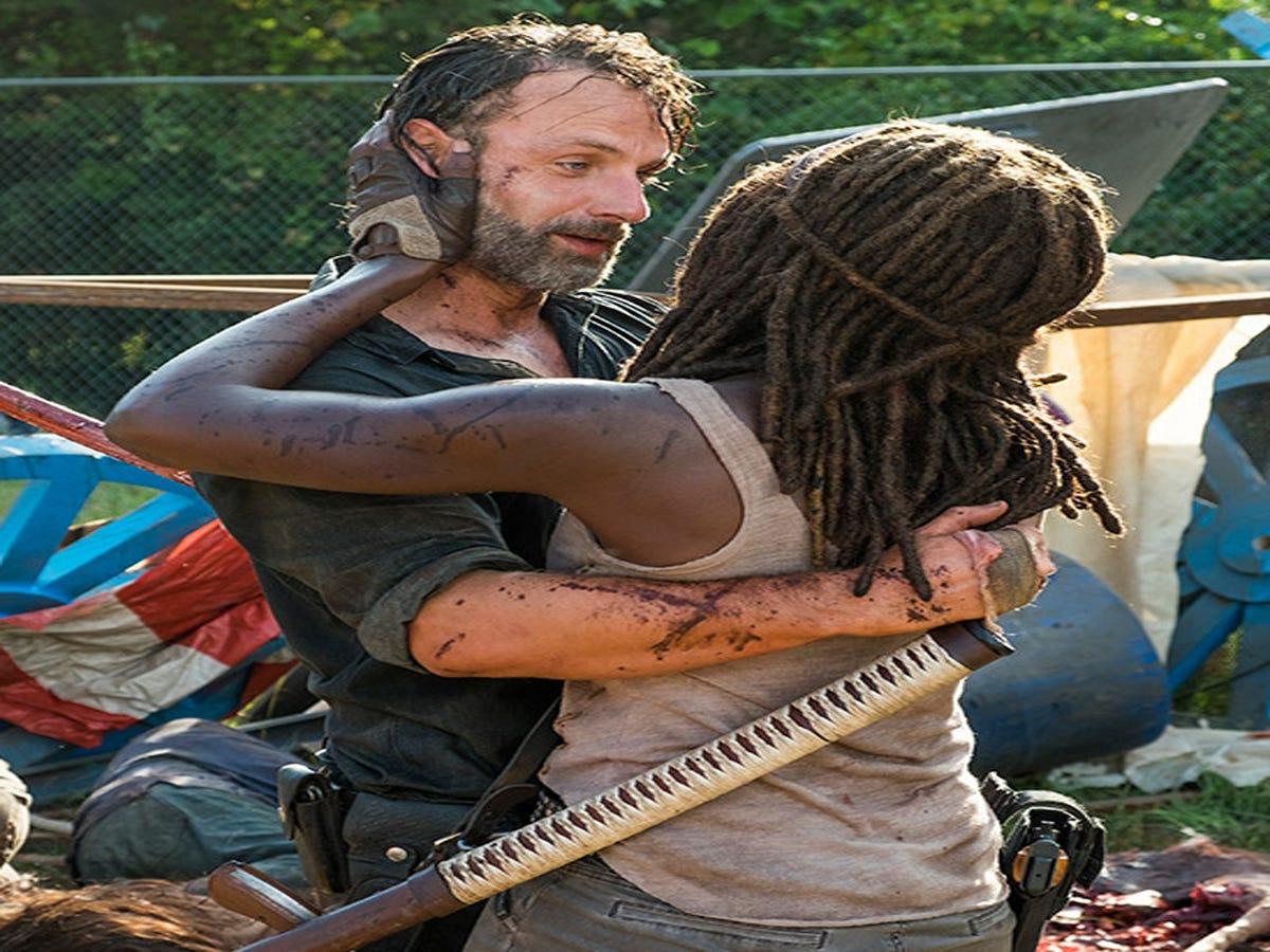 The Walking Dead Season 7, Episode 13 Recap:  Bury Me Here
