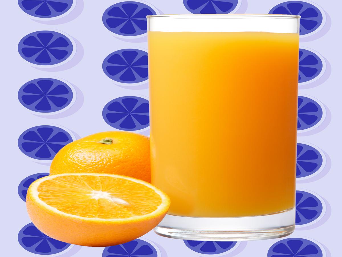 Doctors Have New Fruit Juice Recommendations For Children