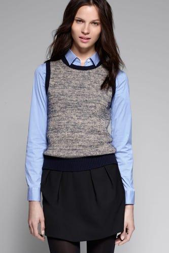 Sweater Vest - How To Wear Women's Vests