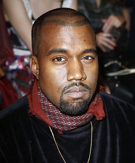 Kanye West New Album Release - Kanye west forgets he is kanye west for a split second