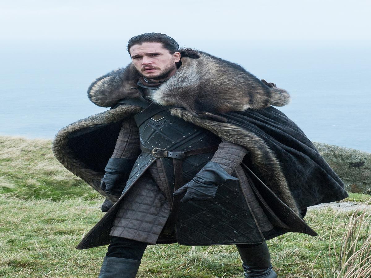 Kit Harington Is Already Ditching Jon Snow For New TV Series