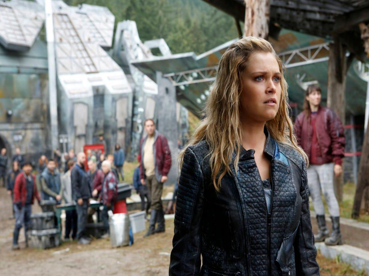 The 100 Season 4 Episode 4 Recap:  A Lie Guarded