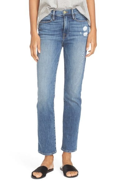 Skinny Jeans For Curvy Legs - Fall 2014 Denim