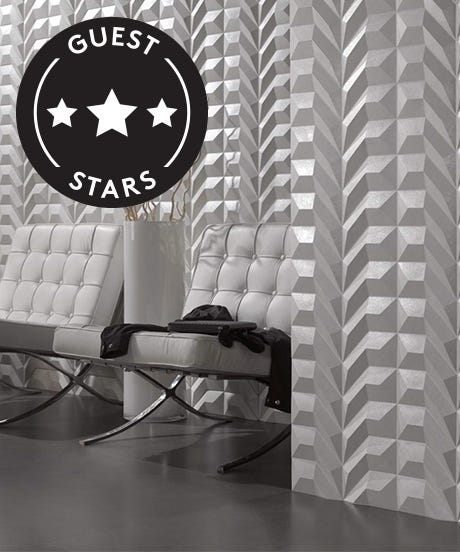 This Is A Seriously Cool Way To Update Your Walls