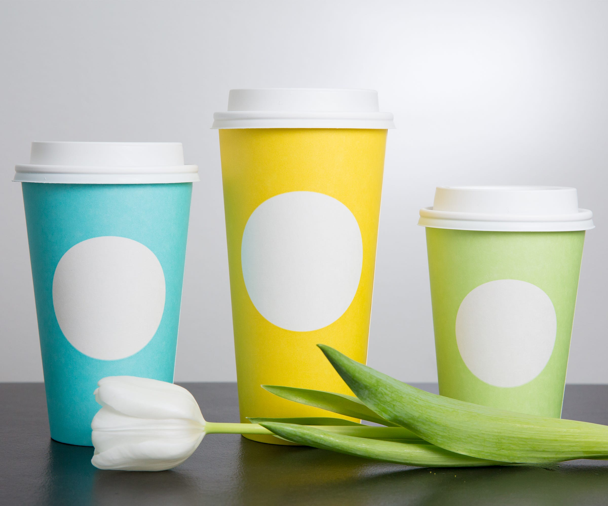 Starbucks' New Cups May Get You Extra Excited About Spring's Arrival