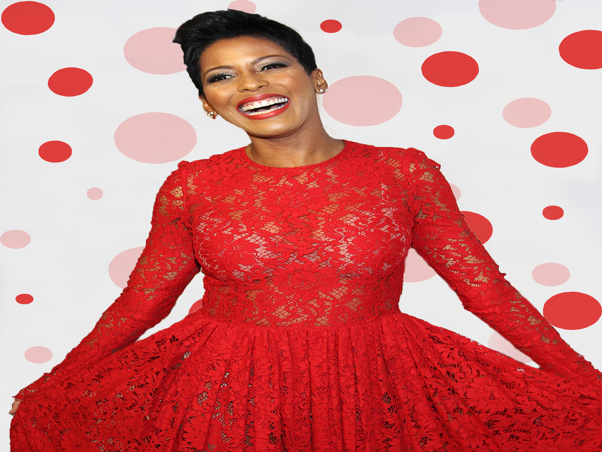 Tamron Hall Is Killing It On Instagram & You're Jealous About It, Boo