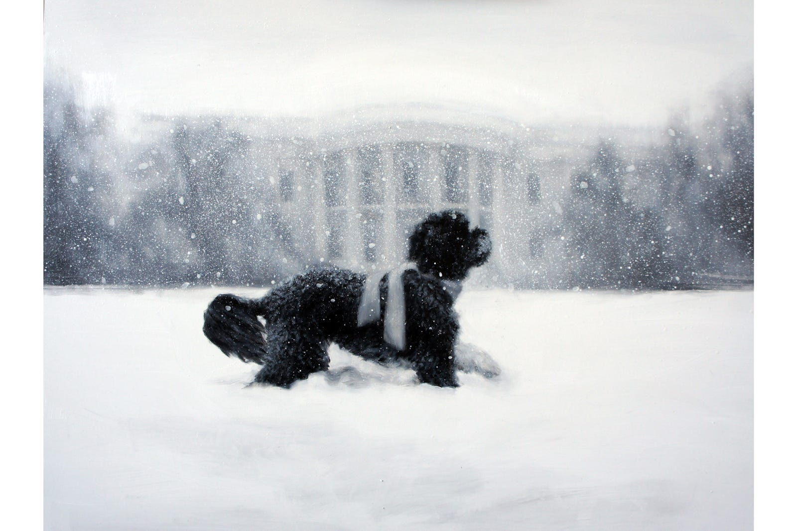 President Obamas Holiday Cards Last Christmas
