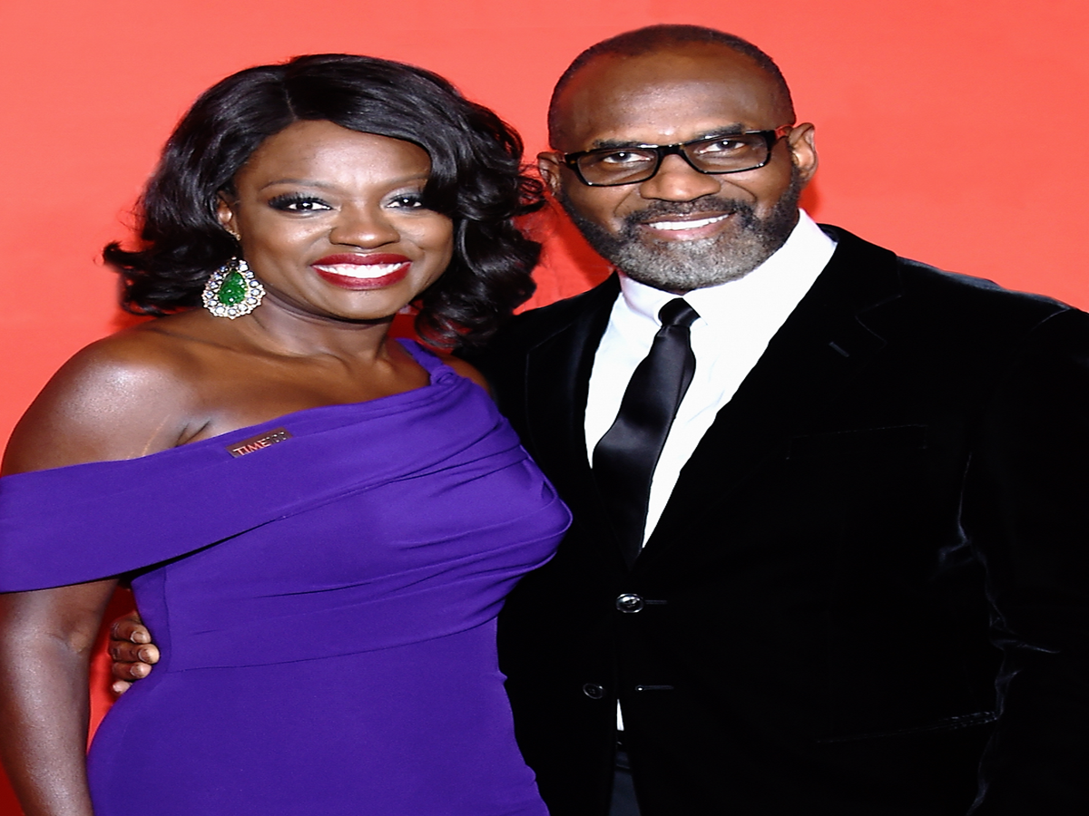 Viola Davis' Real-Life Husband Is Joining How To Get Away With Murder