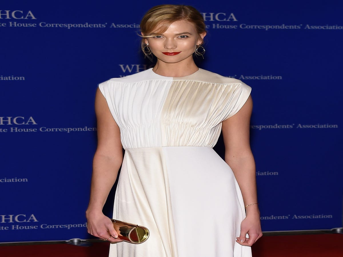 The Best Red-Carpet Looks At The White House Correspondents  Dinner