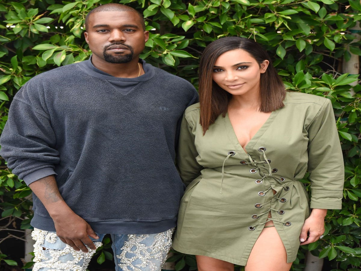 This Is How Kim Kardashian Pampers Kanye West After His Shows