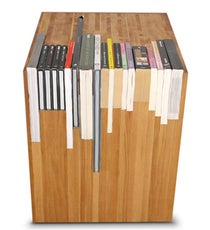 finster book case