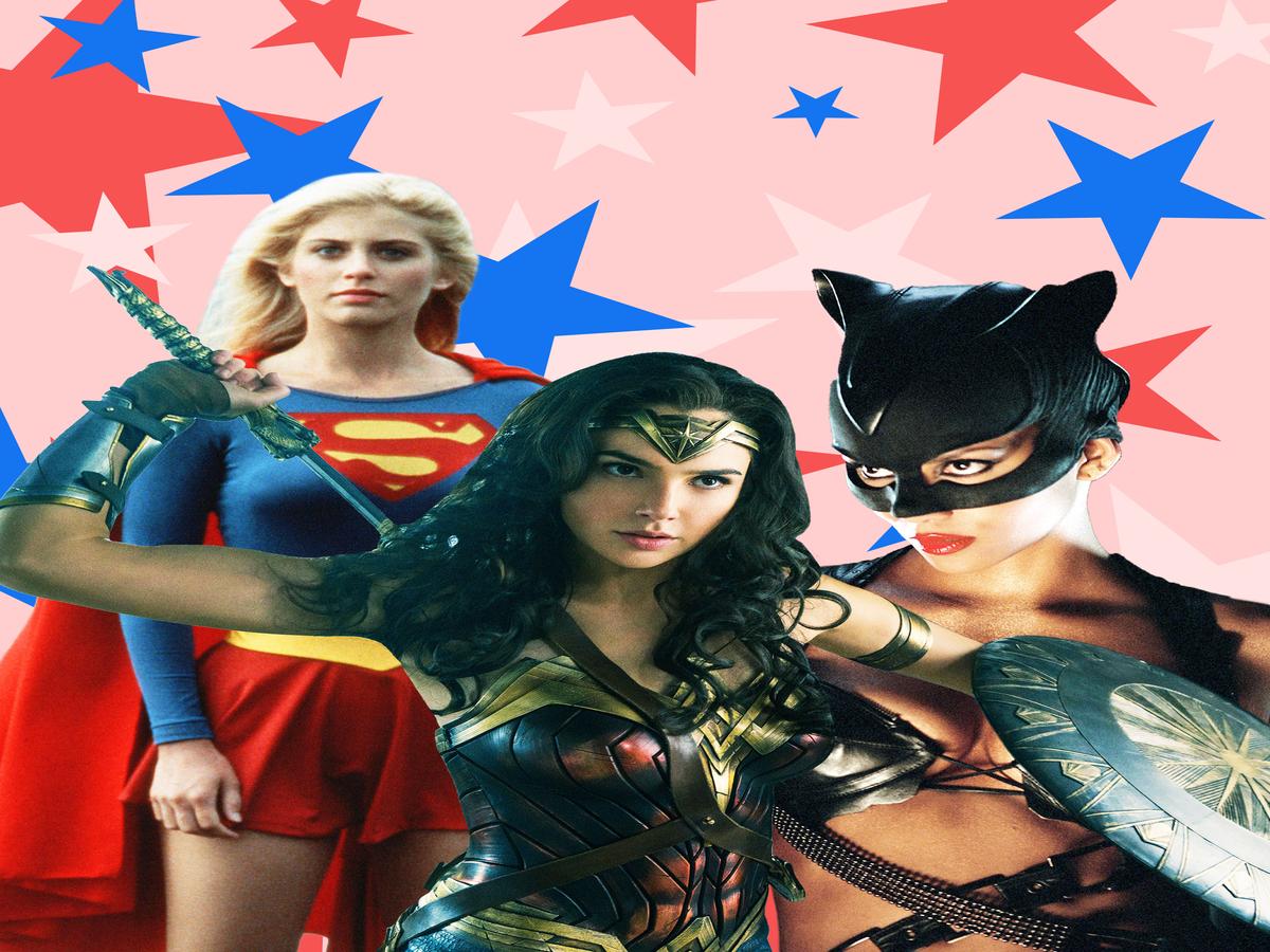 Is Wonder Woman's New Look The Pinnacle Of Female Superhero Costumes?