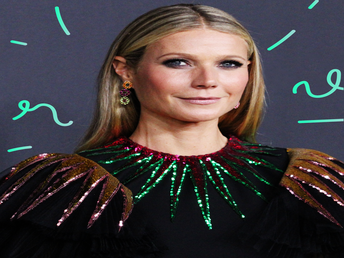 Gwyneth Paltrow Is Here To Teach You About Anal Sex
