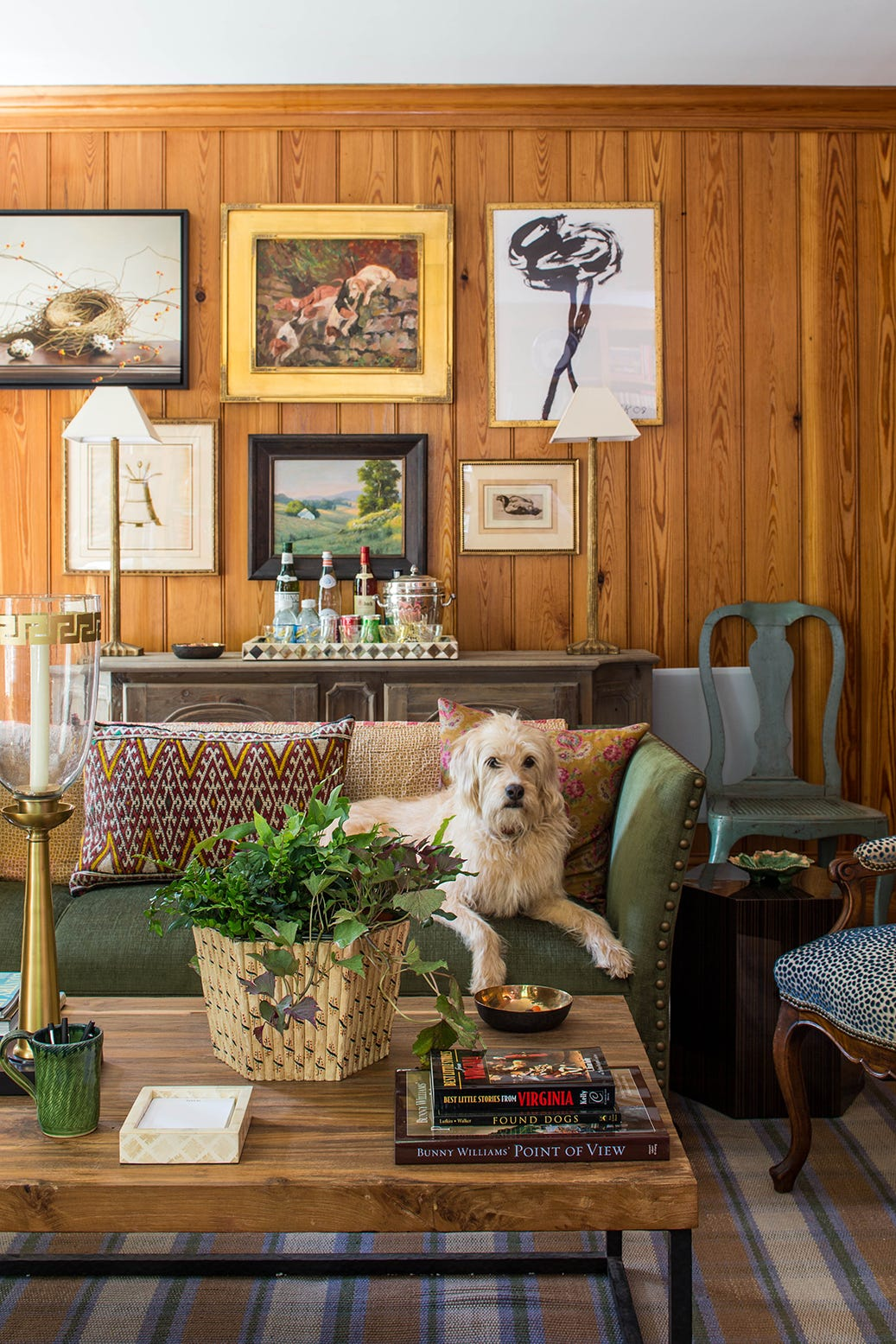 Southern Living Living Room First Home Decor Ideas Bunny Williams