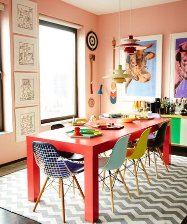 The Most Colorful Apartment Weve EVER Seen