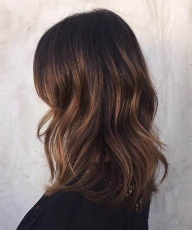 Hair highlights tips tricks diy bet you didnt know a gloss treatment could do this pmusecretfo Gallery