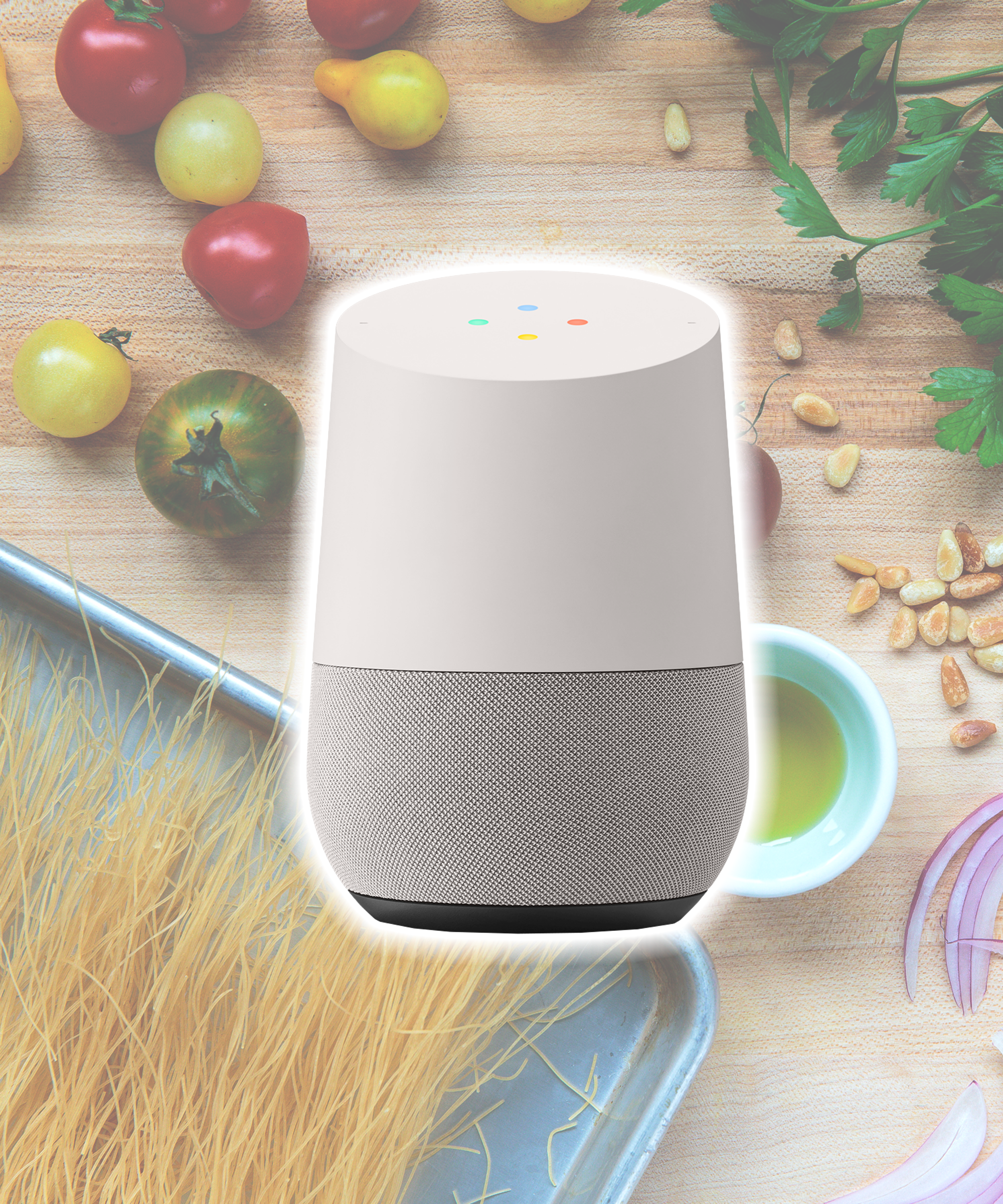 Google Home Will Now Read Cooking Directions Out Loud
