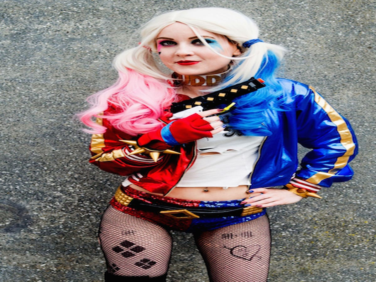 The Best Harley Quinn Costumes We ve Ever Seen