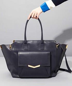 Neat Freaks, Meet The Pretty Handbags That'll Keep All Your Stuff Tidy