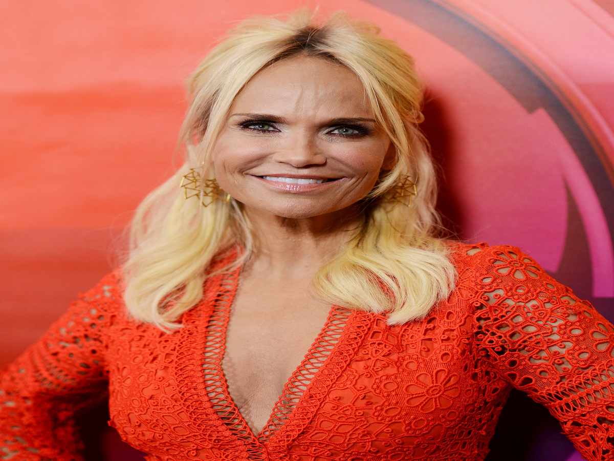 The Real Reason You'll Never Catch Kristin Chenoweth In A Sheet Mask