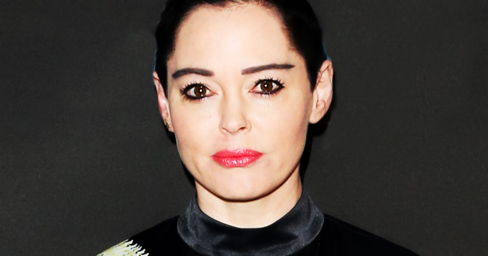 Rose McGowan Definitively Names Harvey Weinstein As Her Rapist For The First Time