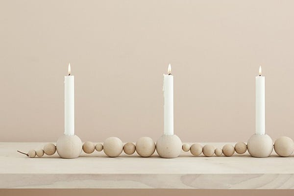 Ferm Living Candleholder String 155 Available At