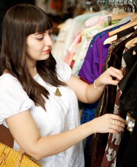 Secrets To Shopping Vintage, Revealed!