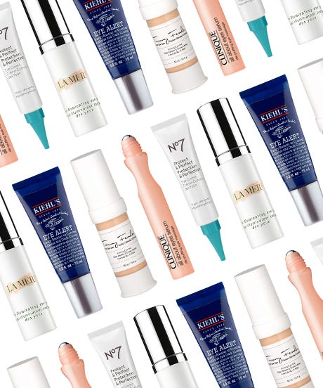 These Eye Creams Are Like Coffee For Your Face