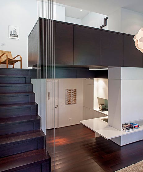 The Most Incredible Use Of 425 Square Feet You've Ever Seen