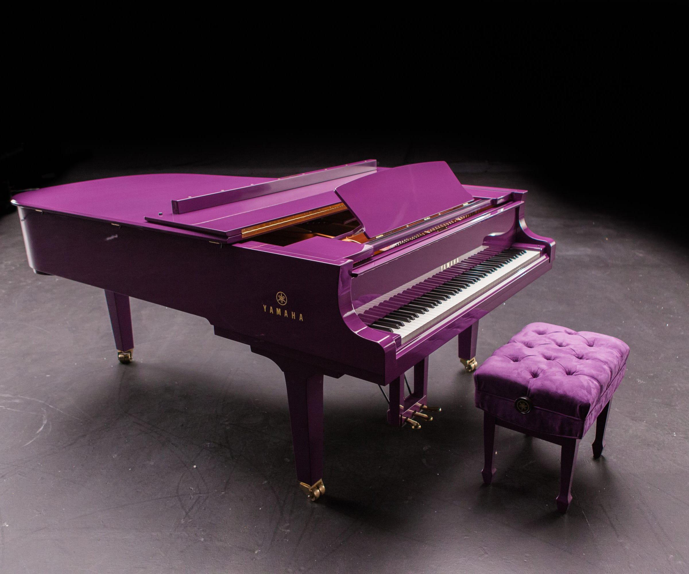 Prince Pantone Color Purple Piano Love Symbol 2 Info