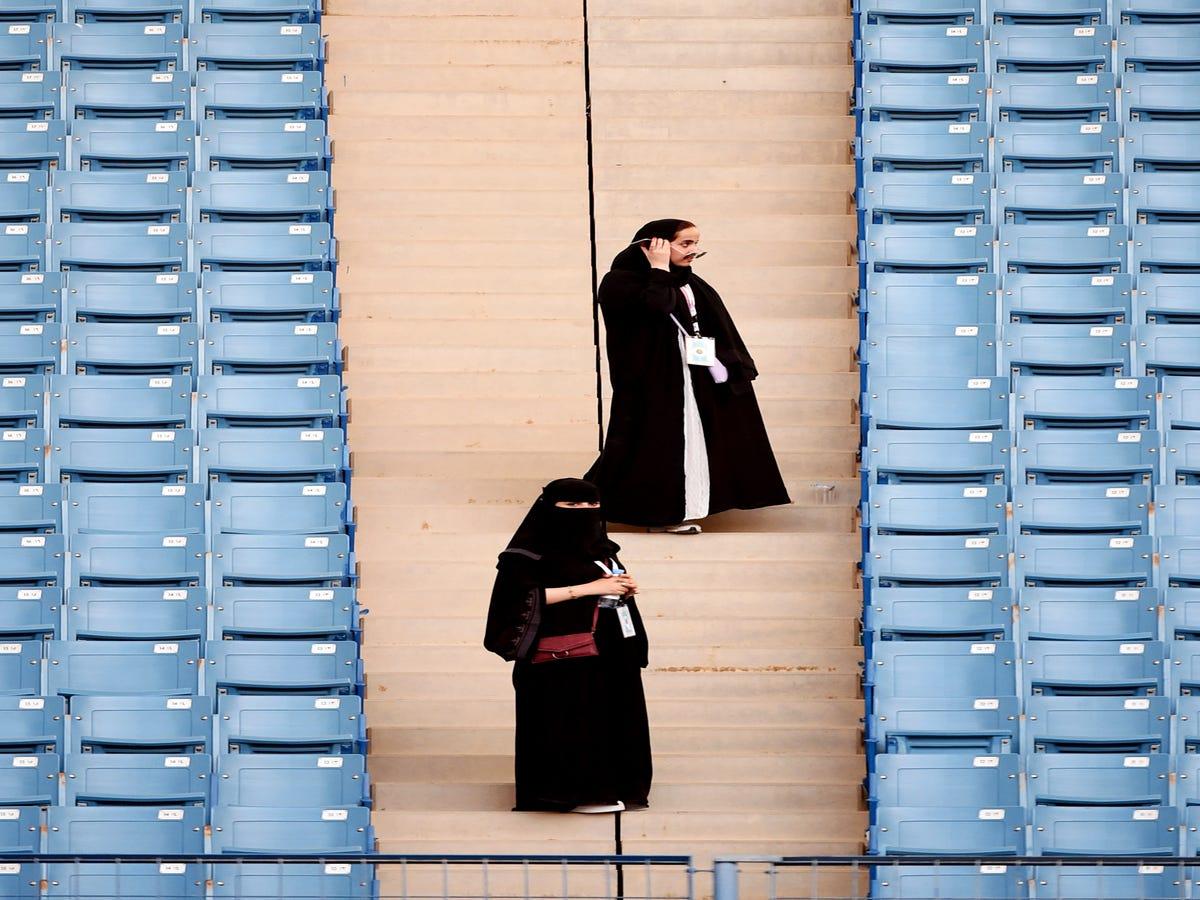 Women In Saudi Arabia Will Be Allowed In Sports Stadiums Starting In 2018