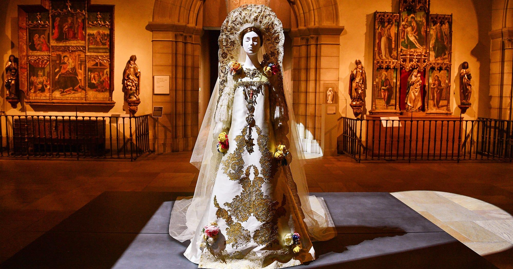 Over One Million People Have Seen The Met's 'Heavenly Bodies' Exhibit