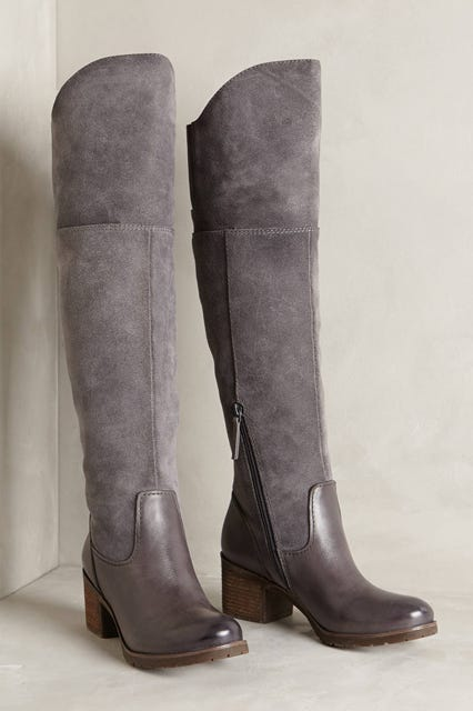 Wide Calf Boots - Best Styles For Curvy Legs