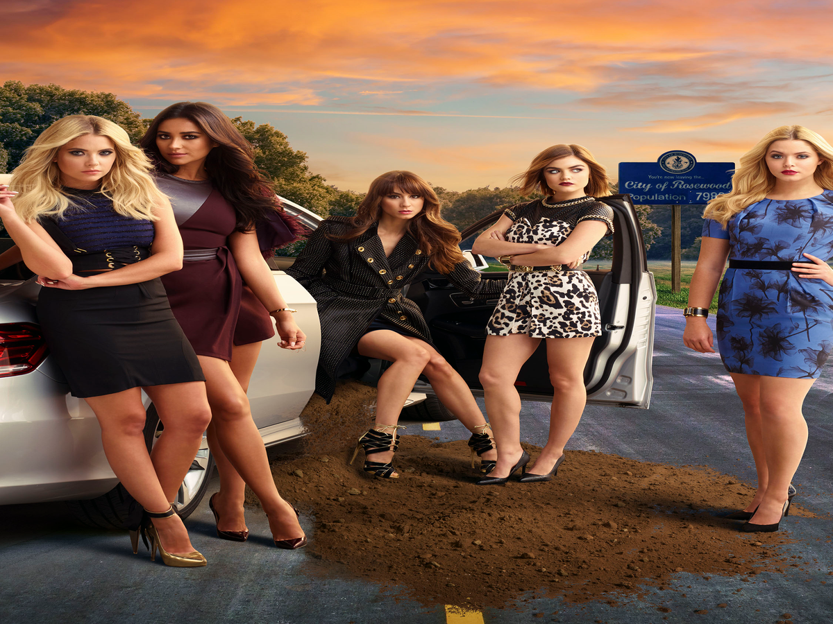 Wait, Could A.D. Be Two People? This Pretty Little Liars Theory Says Yes