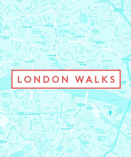 Revealed: London's Secret Walks