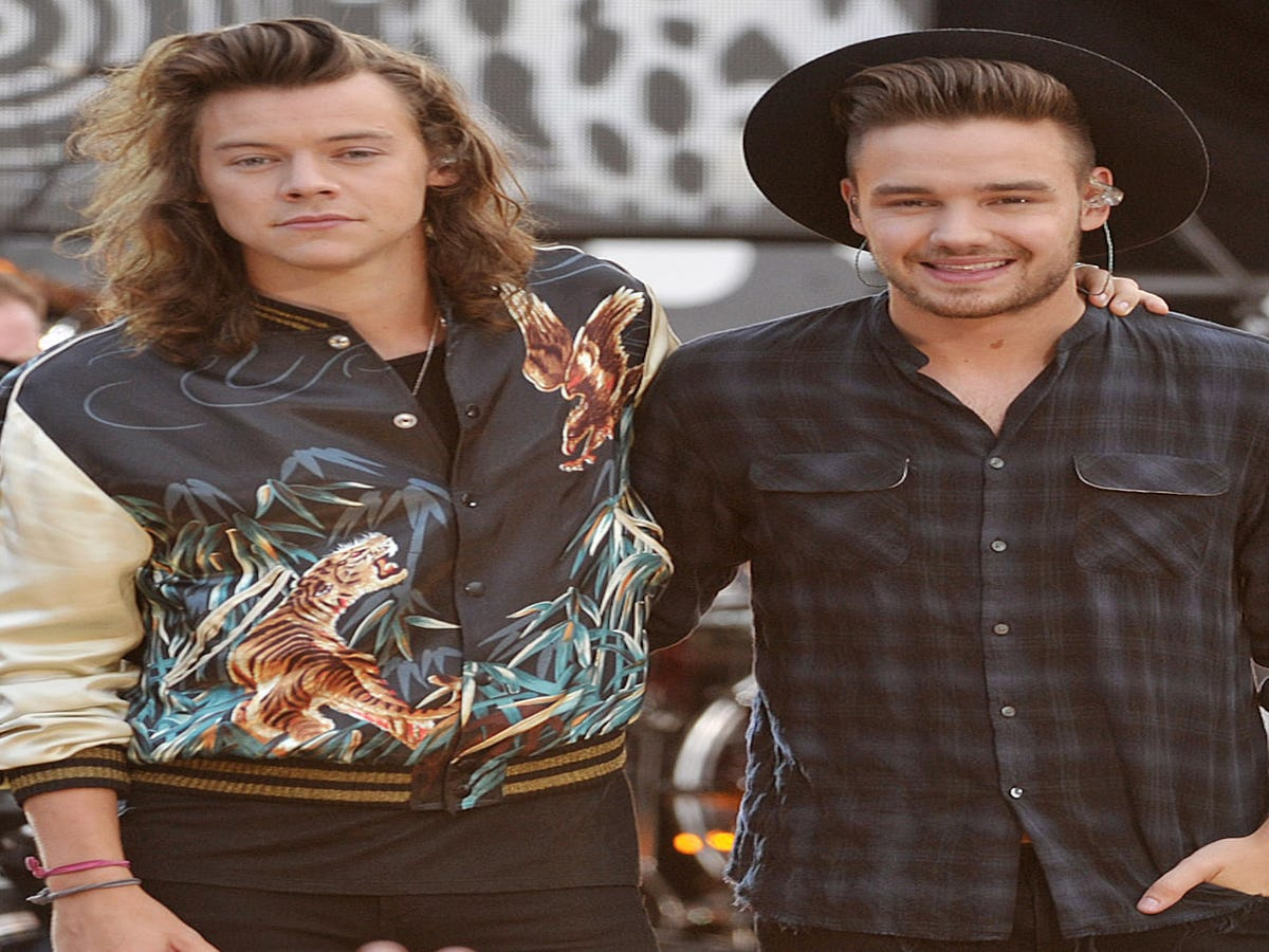 Did Liam Payne Just Shade Harry Styles & His New Album?