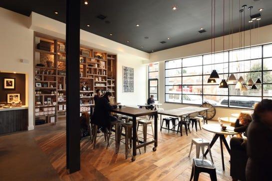 Coffee Shop NYC