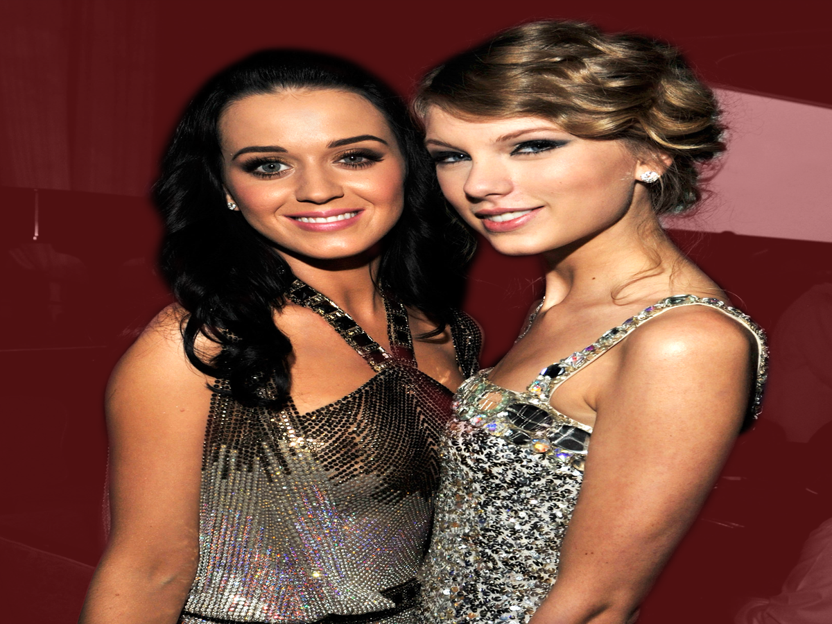 A Brief History Of The Katy Perry & Taylor Swift Feud
