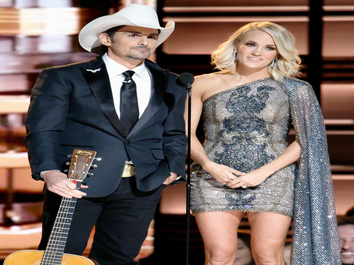 The CMAs Were Wrong To Ban Journalists & Artists From Talking About Gun Control