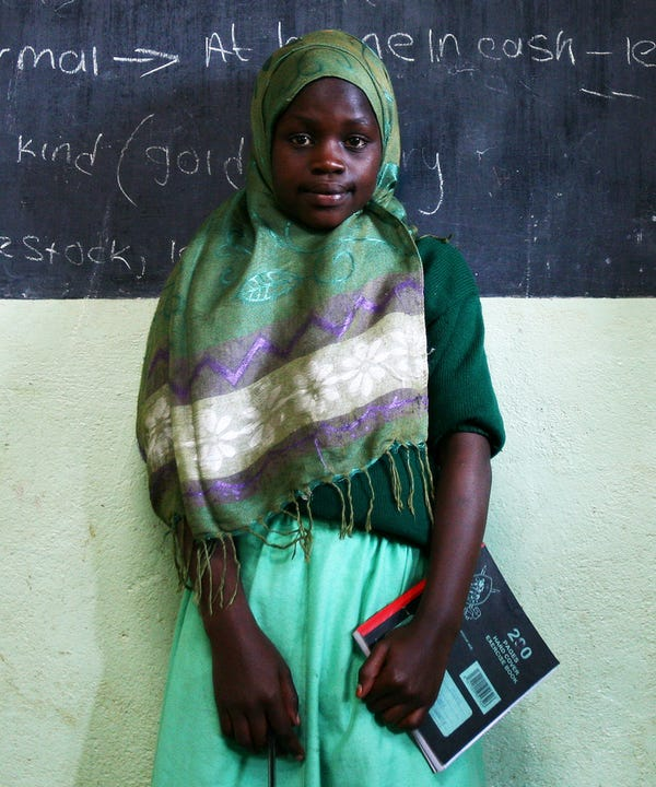 These 8 Simple Things Are Keeping Millions Of Girls Out Of School