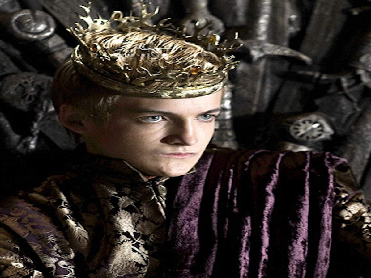 This Is How Jack Gleeson — A.K.A. Joffrey — Would End Game Of Thrones