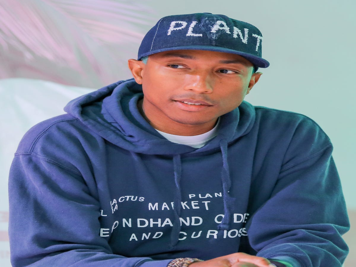 Pharrell Williams Partners With Dean & DeLuca To Make Our Mouths Happy